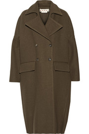 Marni Wool-felt coat