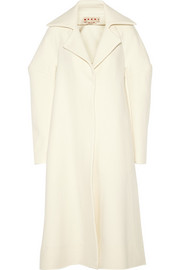 Marni Oversized wool-felt coat