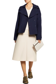 Marni Oversized double-faced wool-twill jacket