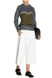 Marni Cotton-twill culottes