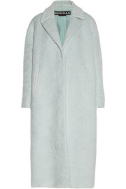 Rochas Alpaca and wool-blend coat