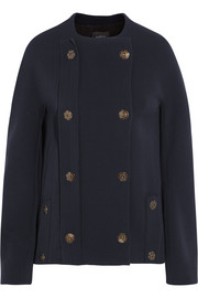 Lanvin Stretch wool-blend jacket