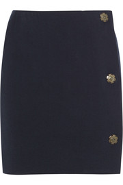 Lanvin Stretch-wool mini skirt