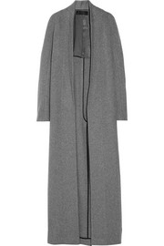 Haider Ackermann Wool-blend cardi-coat