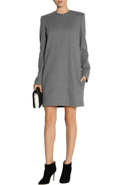 Haider Ackermann Knitted wool-blend dress