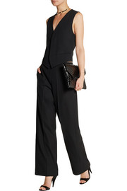 Haider Ackermann Wool-twill wide-leg pants