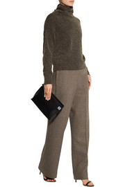 Haider Ackermann Wool-blend wide-leg pants