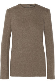 Haider Ackermann Wool-blend top