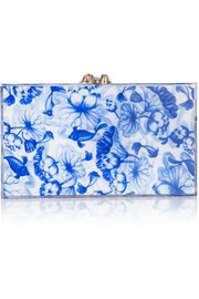 Charlotte Olympia Ming Pandora Perspex clutch