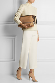 Chloé Dalston leather clutch
