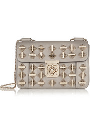 Chloé Elsie medium embellished leather shoulder bag