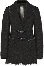 Calvin Klein Collection Abott wool and mohair-blend blazer