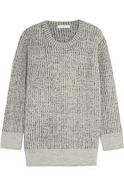 Manouka ribbed wool sweater