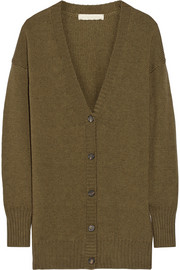 Vanessa Bruno Baladin oversized merino wool and yak-blend cardigan