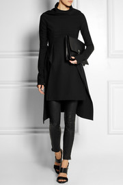 Rick Owens Stretch-crepe tunic
