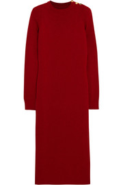 Maison Martin Margiela Wool midi dress