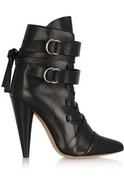 Isabel Marant Royston leather ankle boots