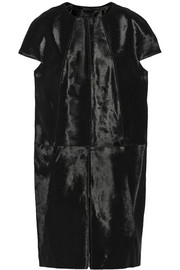Vera Wang Calf hair coat