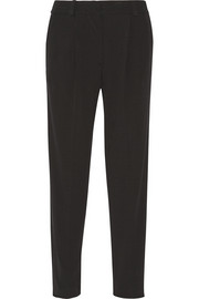 Vionnet Stretch-knit tapered pants