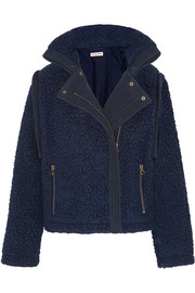 See by Chloé Faux shearling coat