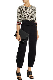 See by Chloé Cotton tapered pants