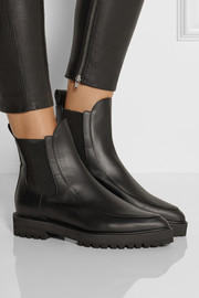Proenza Schouler Leather Chelsea boots