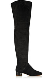 Marc Jacobs Suede over-the-knee boots
