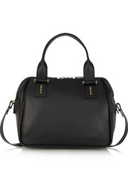 McQ Alexander McQueen The YT textured-leather tote