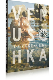 Rizzoli From Vera to Veruschka: The Unseen Photographs by Johnny Moncada hardcover book