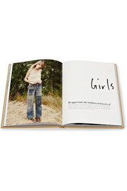 Rizzoli A Denim Story: Inspirations from Bellbottoms to Boyfriends hardcover book