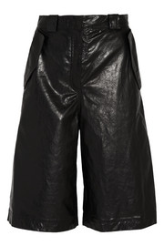 Acne Studios Hunter leather culottes
