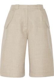Hunter wool culottes