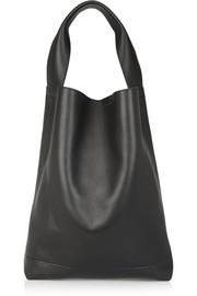 Marni Large leather tote
