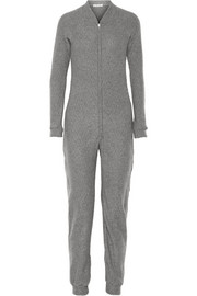 The Elder Statesman Itsa One Zee cashmere jumpsuit
