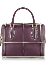 Tod's D-Cube Bauletto Piccolo leather tote