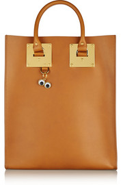 Sophie Hulme Mini leather tote