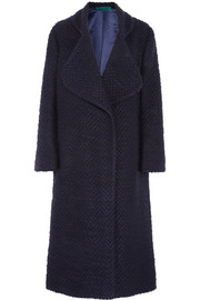 Emilia Wickstead Oversized bouclé coat