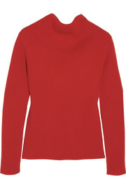 J.W.Anderson Ribbed wool sweater
