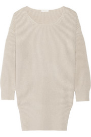 Chloé Iconic ribbed cashmere sweater