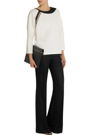 Bouchra Jarrar Flared wool pants
