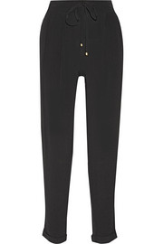 Sass & bide The Galaxy Is Yours crepe tapered pants