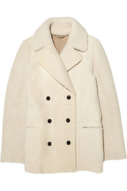 Joseph Cadet reversible shearling coat