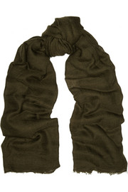 Isabel Marant Wicky cashmere scarf