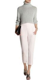 Dion Lee Cropped crepe tapered pants