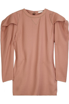 Marc JacobsPerforated silk blouse