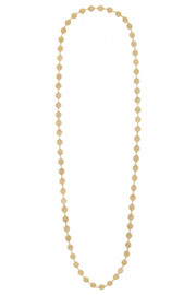 IAM by Ileana Makri Antoinette gold-plated necklace