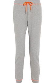 Richard Nicoll Cotton-jersey track pants