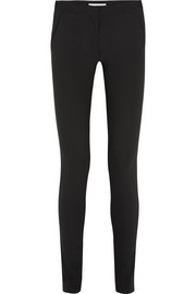 Ivy stretch-cady skinny pants