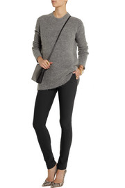 Stella McCartney Ivy stretch-cady skinny pants