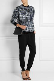 Stella McCartney Julia stretch-cady tapered pants